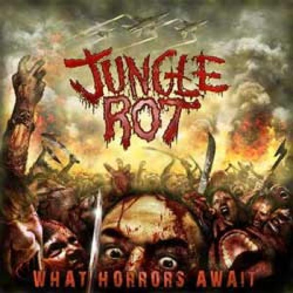 Jungle Rot – What Horrors Await