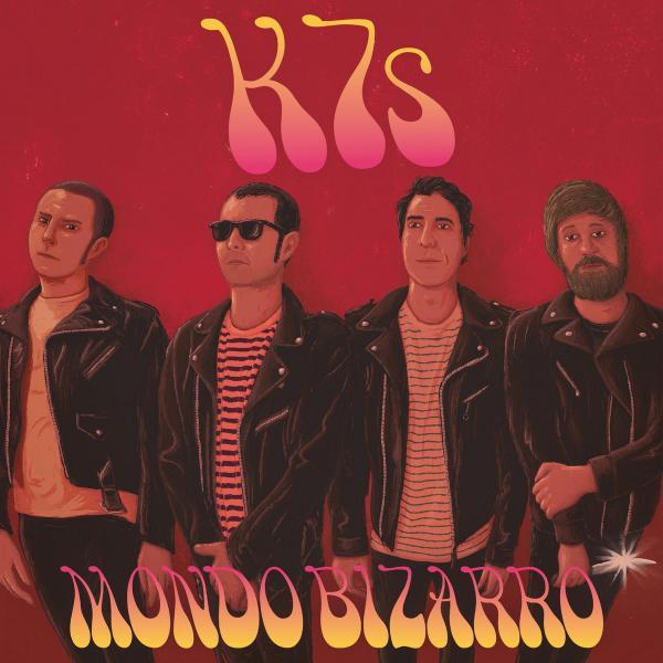 K7s Mondo Bizarro Punk Rock Theory
