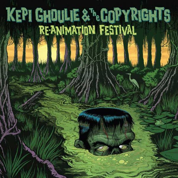 Kepi Ghoulie & The Copyrights Re-Animation Festival Punk Rock Theory