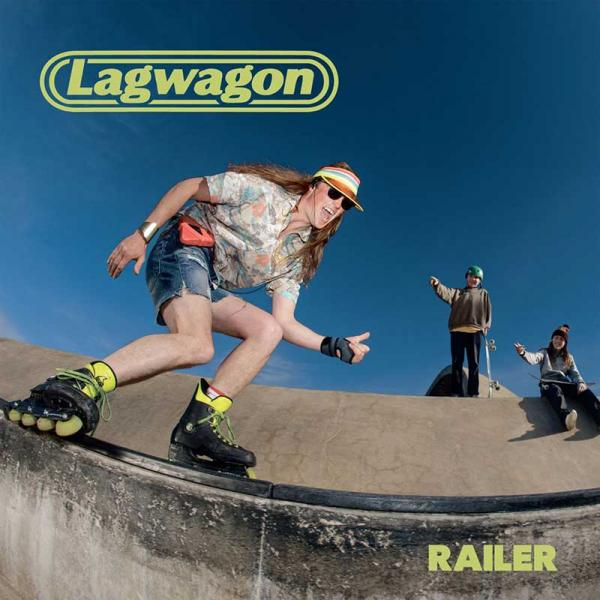 Lagwagon Railer Punk Rock Theory