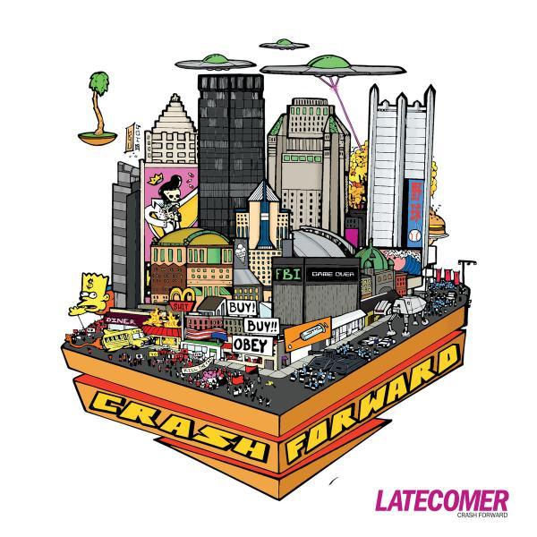 Latecomer Crash Forward Punk Rock Theory
