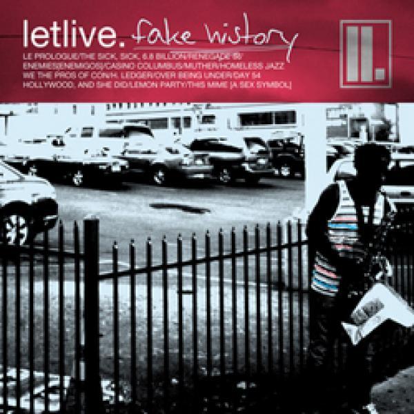 Letlive – Fake History