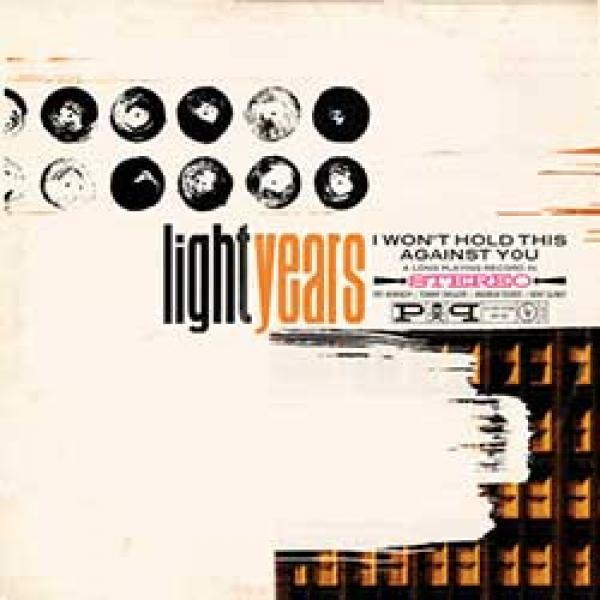 light years i won't hold this against you album cover