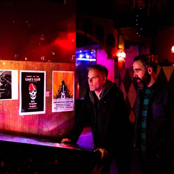 Local H share tour video for 'Hold That Thought'