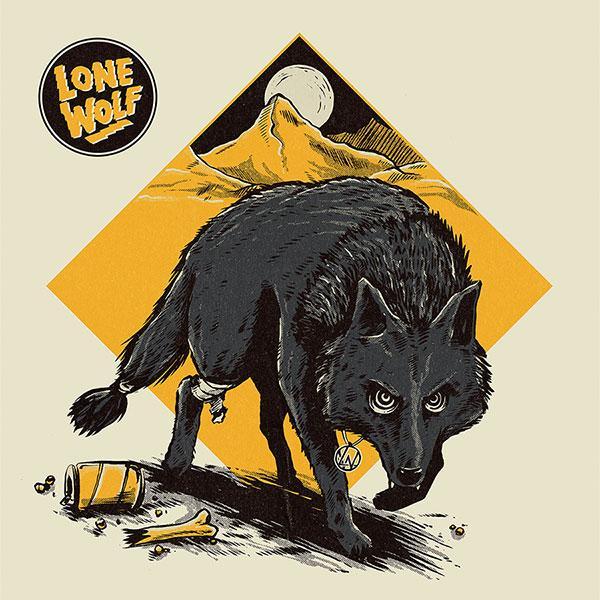 Lone Wolf Lone Wolf Punk Rock Theory