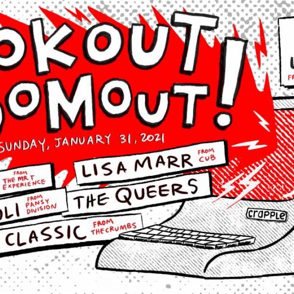 Lookout! Records announce online reunion shows