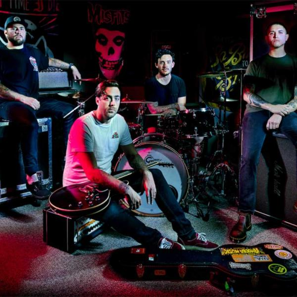 PREMIERE: Lost In Society share video for 'Pissgrave' and track-by-track for 'Stay Jaded' EP