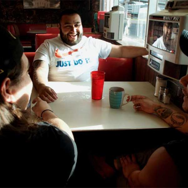 Texas' Love Again sign with Wiretap Records