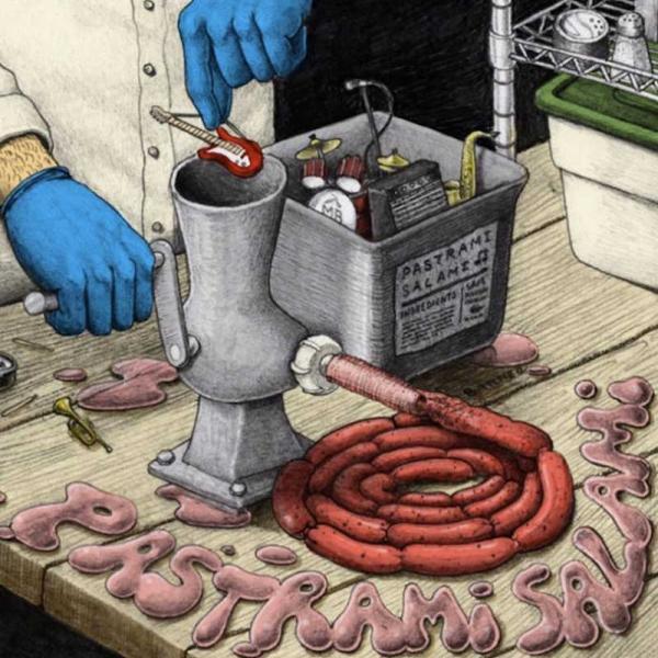 M Section Pastrami Salami Punk Rock Theory
