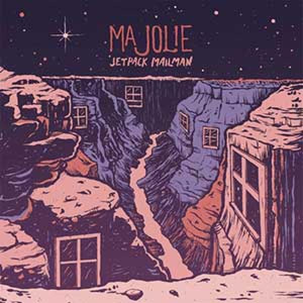 Ma Jolie – Jetpack Mailman