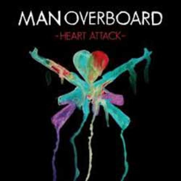 man overboard heart attack album cover