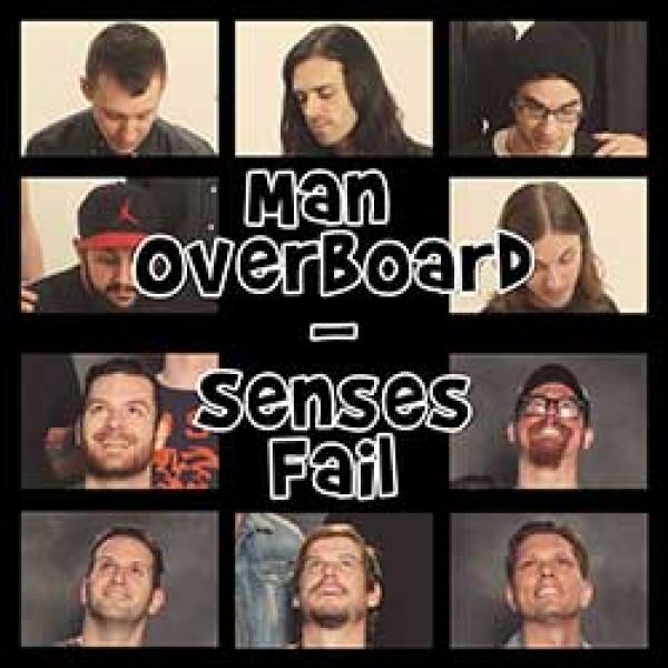 Senses Fail/Man Overboard split