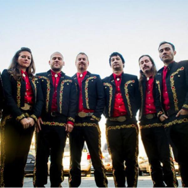 Mariachi El Bronx celebrate Cinco de Mayo with double LP