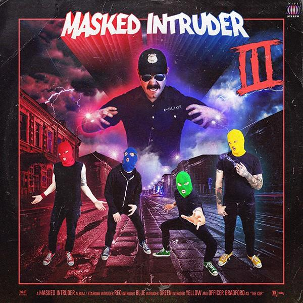 Masked Intruder III Punk Rock Theory