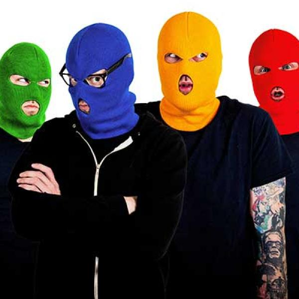 Masked Intruder release new song 'Please Come Back To Me'