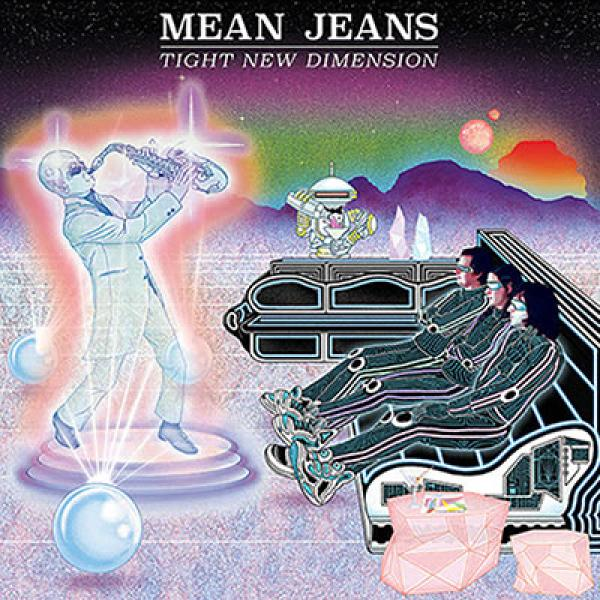 Mean Jeans – Tight New Dimension