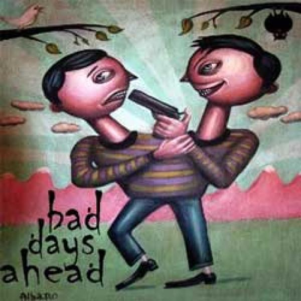 Michael Dean Damron & Thee Loyal Bastards – Bad Days Ahead