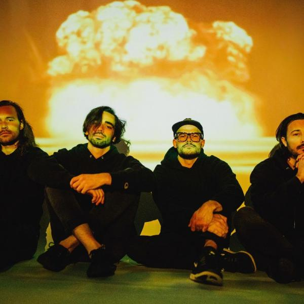 Microwave premiere video for new song 'Mirrors'