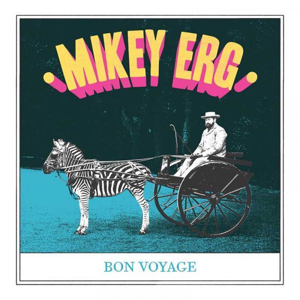 Mikey Erg Bon Voyage Punk Rock Theory