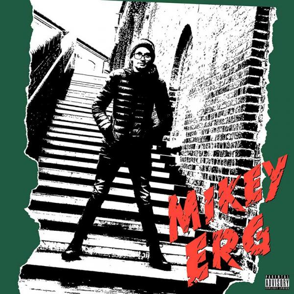 Mikey Erg S/T Punk Rock Theory