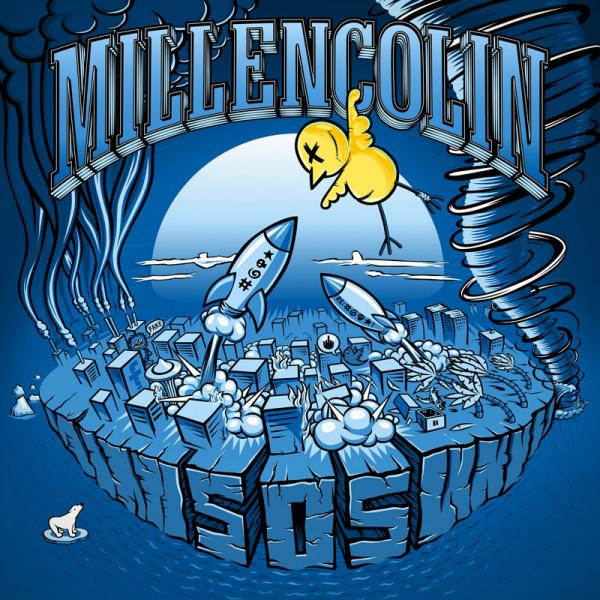 Millencolin SOS Punk Rock Theory
