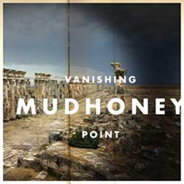 mudhoney vanishing point album cover