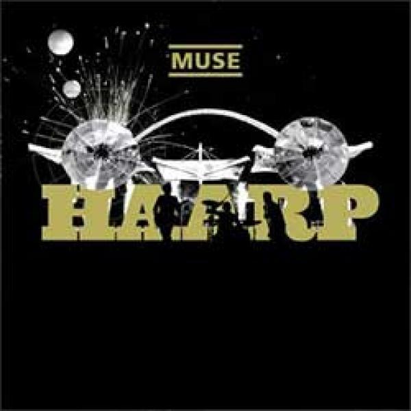 Muse – Haarp CD/DVD