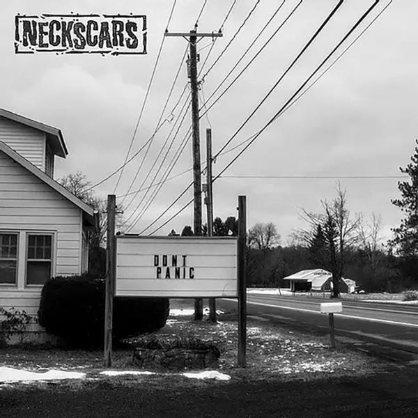 Neckscars Don't Panic Punk Rock Theory