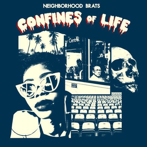 Neighborhood Brats Confines Of Life Punk Rock Theory