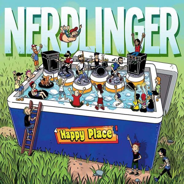 Nerdlinger Happy Place