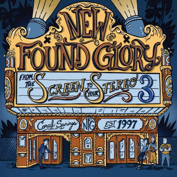 New Found Glory From The Screen To Your Stereo 3 Punk Rock Theory