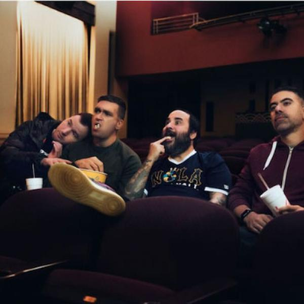 New Found Glory release video for 'This Is Me'