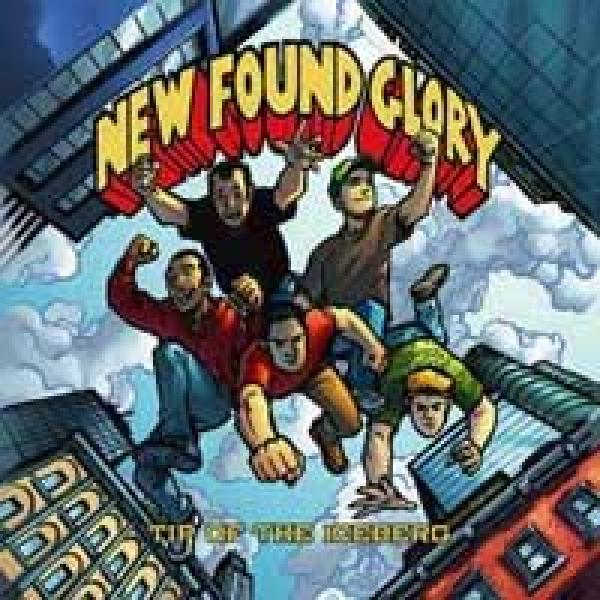 New Found Glory – Tip Of The Iceberg / International Superheroes Of Hardcore – Takin' It Ova