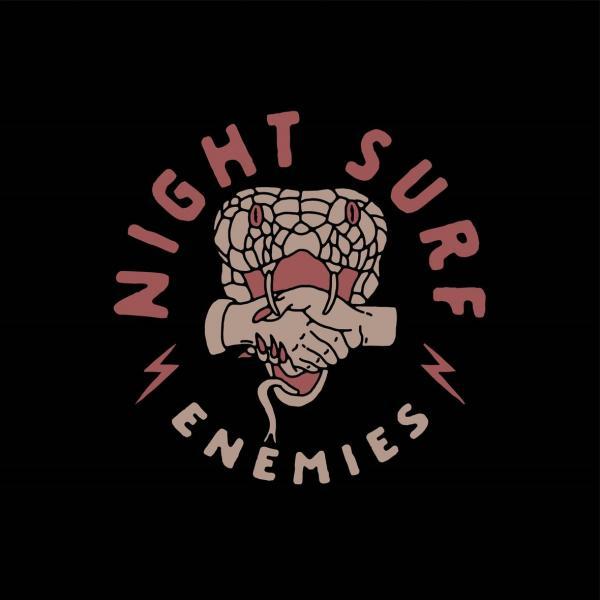 Night Surf Enemies Punk Rock Theory