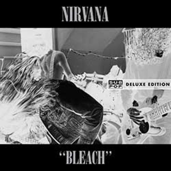 Nirvana – Bleach (20th Anniversary CD)