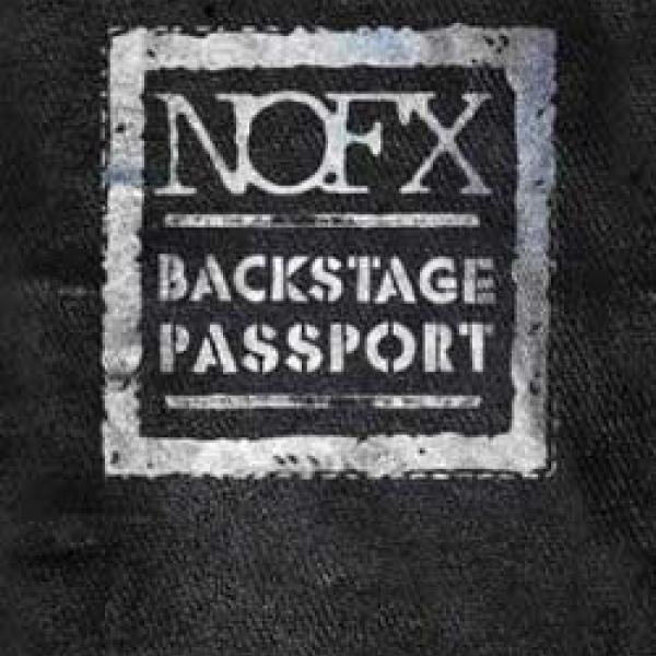 NOFX – Backstage Passport DVD