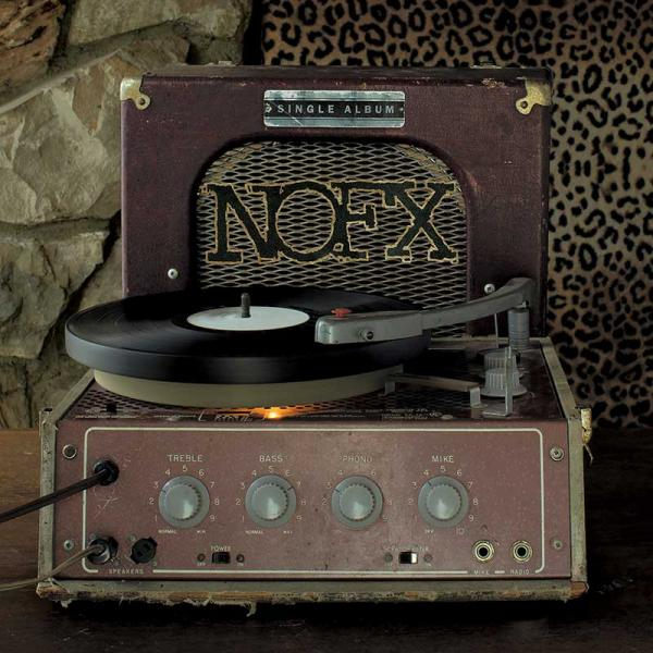 NOFX Single Album Punk Rock Theory