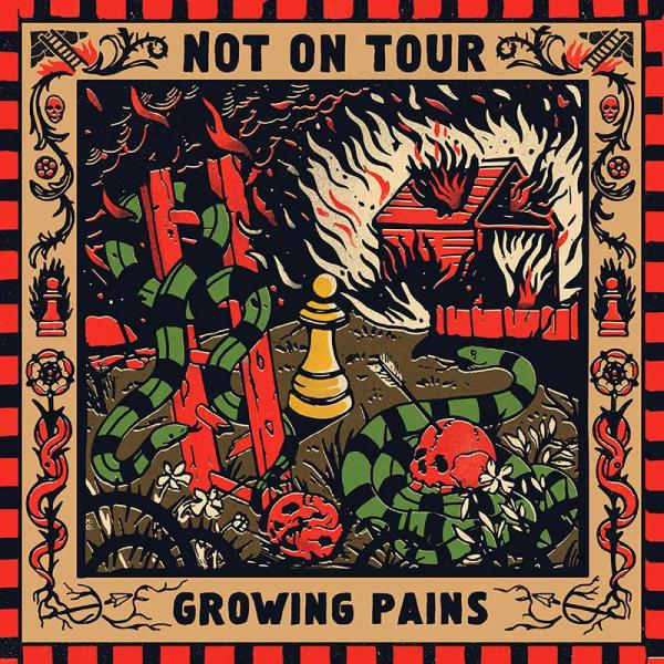 Not On Tour Growing Pains Punk Rock Theory