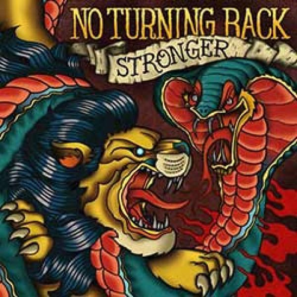 No Turning Back – Stronger
