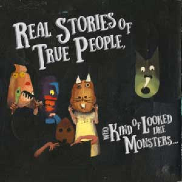 Oso Oso – Real Stories Of True People Who Kind Of Looked Like Monsters