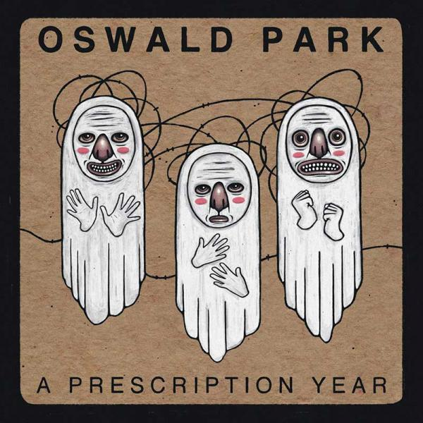 Oswald Park A Prescription Year Punk Rock Theory