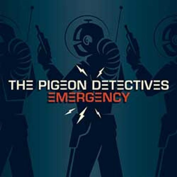 The Pigeon Detectives – Emergency