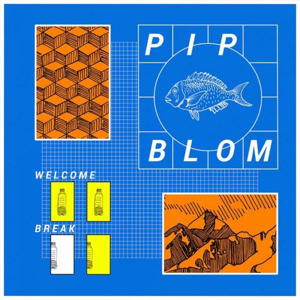 Pip Blom Welcome Break Punk Rock Theory