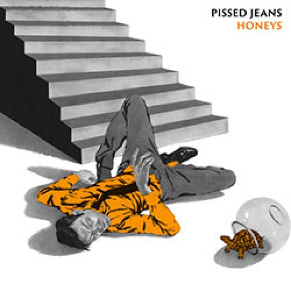 pissed jeans honeys cover