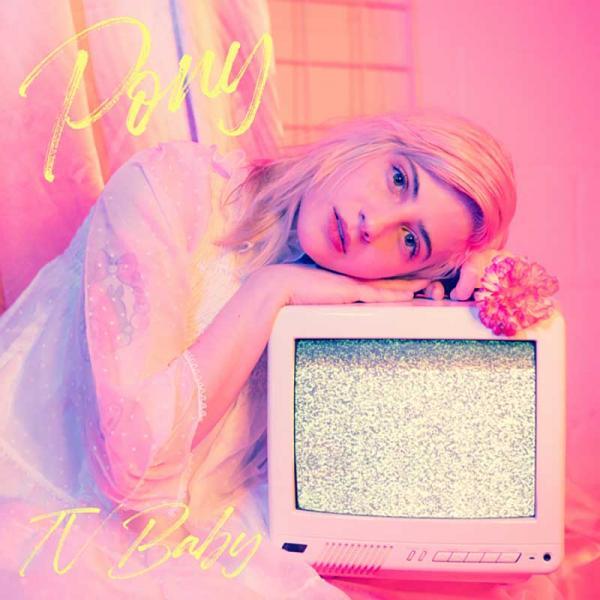 PONY TV Baby Punk Rock Theory