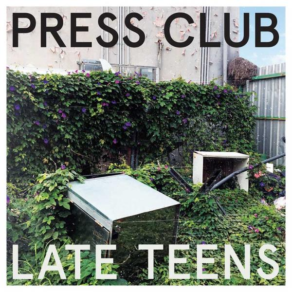 Press Club Late Teens Punk Rock Theory