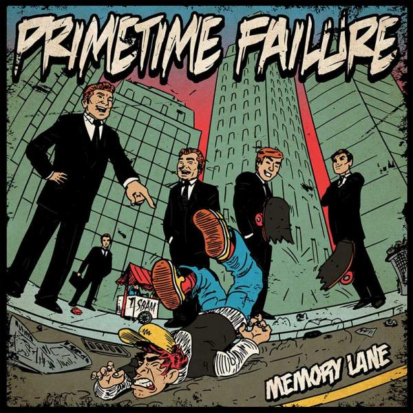 Primetime Failure Memory Lane Punk Rock Theory
