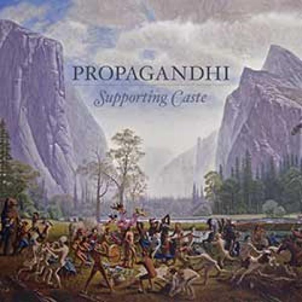 Propagandhi – Supporting Caste