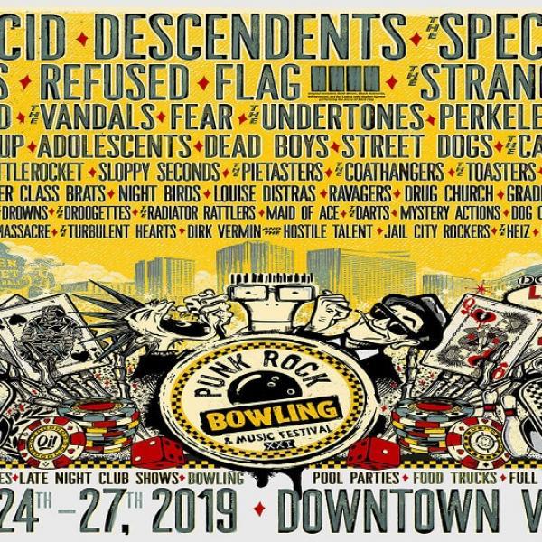 Punk Rock Bowling announces 2019 Las Vegas festival lineup