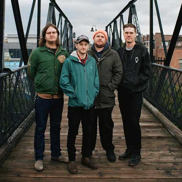 PUP share video for 'See You At Your Funeral'